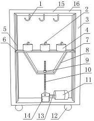 一種石油線纜靜態拉力試驗機