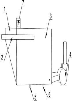一种光分解油烟净化装置及其工作方法