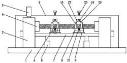 一种油气管道生产安全性检测用水压试验机