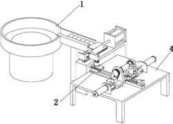 一种短管外侧自动打磨装置