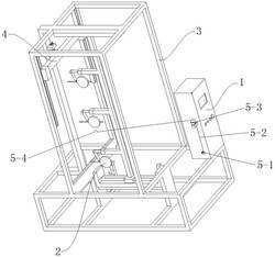一种门窗纱网的质量检测装置及其使用方法