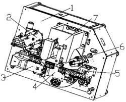 一种轴承压入、密封和便于追溯的装置