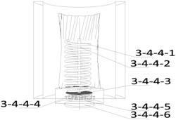 一种用于污水处理太阳光线偏角传感器