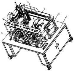 热熔密封固定组装设备