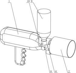 一种建筑工程钻孔器