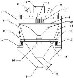 机制砂锥形打散机