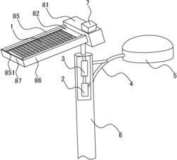 一种新型太阳能LED路灯