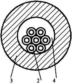 一种蓄热发热包芯双层结构纱线保暖针织面料的生产方法