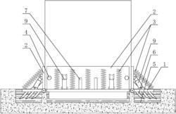 一种建筑物防倾斜装置