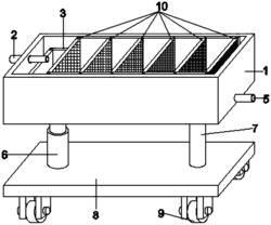 一种畜牧养殖污水处理装置