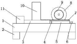 一種用于光纖制造的尾柄壓接機
