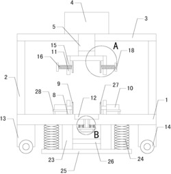 一種建筑鋼結構質量檢測裝置