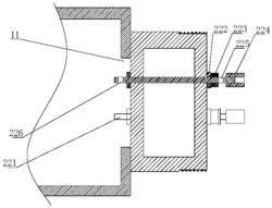 一种电源线可拆卸式排插