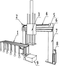 一种用于锰渣轻质瓷砖自动上料装置及其关键部件的制作方法
