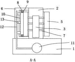 防折叠型膜体干膜装置