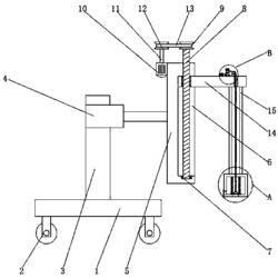 一种环境检测用水质采样装置