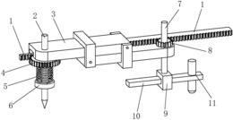 一种机械式椭圆仪