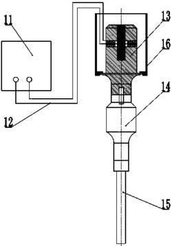 多孔弹性材料的非回转高频振动取条或打孔方法及装置