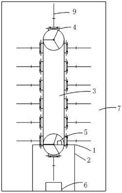 一种立体车库用自行车装夹装置