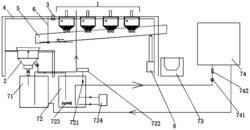 一种全自动电解加工用电解液过滤装置及方法