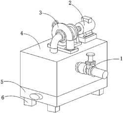 一种便于安装的水力发电机