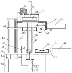 一种液压动力全自动高效节能蒸汽加工设备