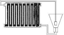 一种冷却器的清垢方法