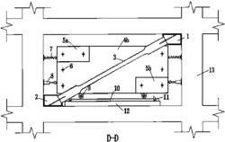 减震墙装置及回弹元件种类数量确定方法