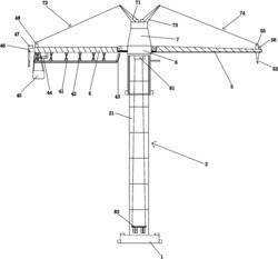 一种塔式起重机