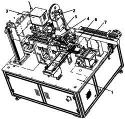 一种镍片激光焊接机