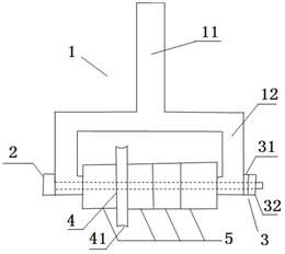 嵌入式压条安装器