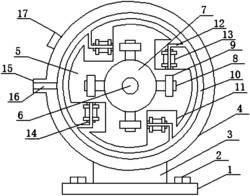 一种旋转轴用增压器
