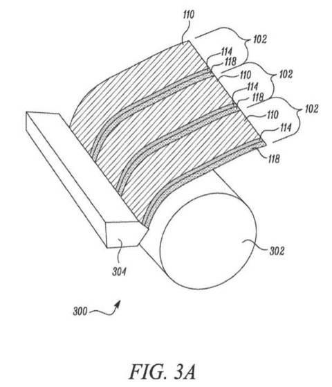 """特斯拉申请""""无触点""""电池专利"""