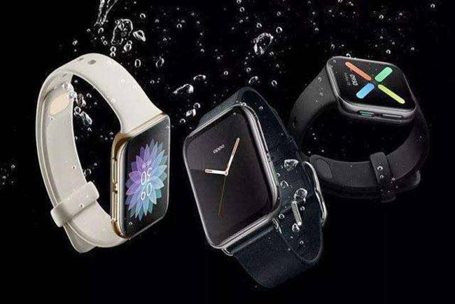 OPPO智能手表设计专利曝光,酝酿新产品
