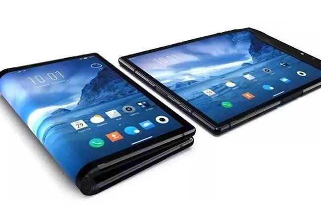 小米新型专利公布,新型柔性屏手机获关注