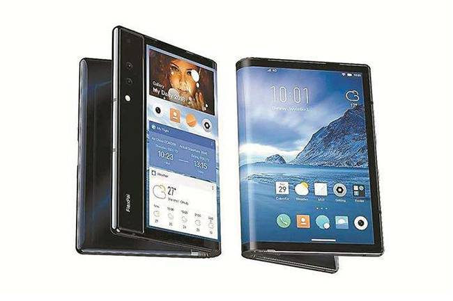 折叠屏手机来势汹汹,专利申请无遗漏