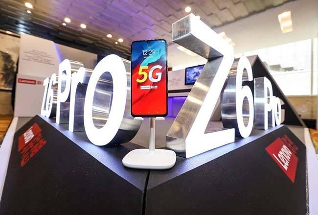 联想5G标准必要专利突破1000件