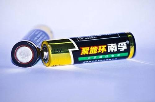南孚聚能环3代电池面世,专利加持