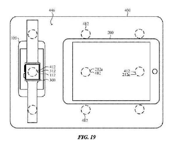 苹果申请新专利,与iPhone无线充电相关?