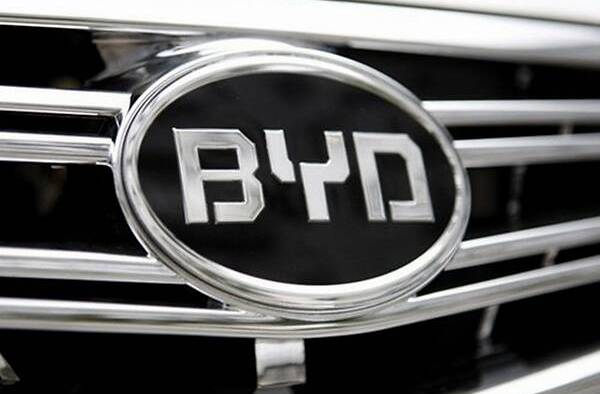 新能源汽车专利20强企业出现,比亚迪第一