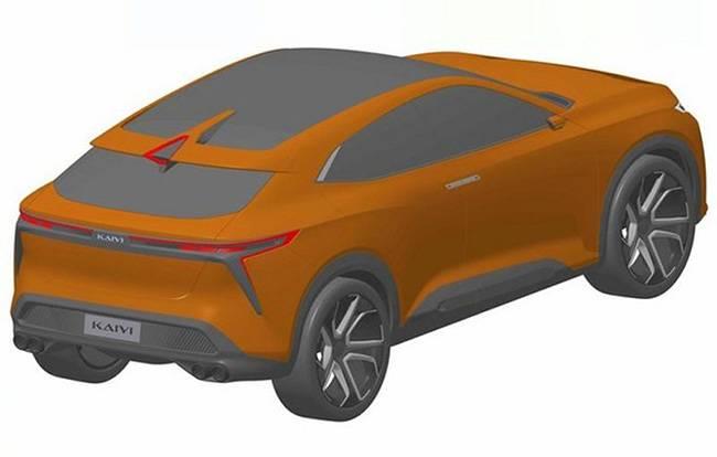 凯翼全新SUV专利图曝光