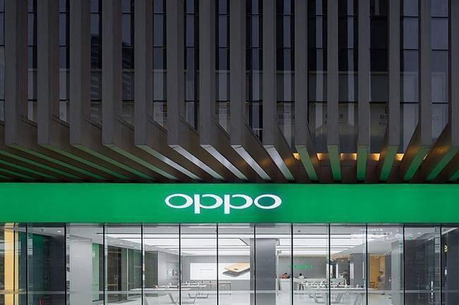 OPPO又一专利曝光:前置摄像头可左右移动