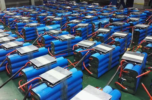 锂电池专利战四起