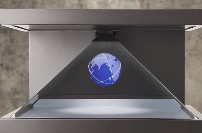 微美全息宣布获得全息AR头戴显示器的专利