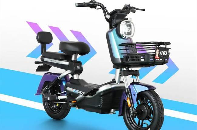 爱玛新款电动车,搭载专利技术